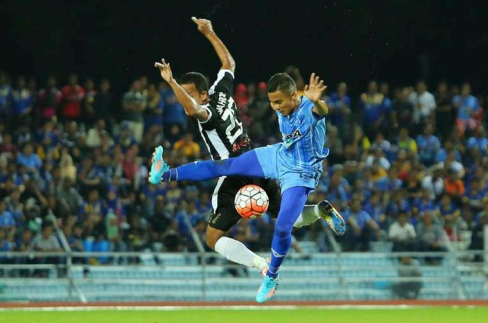 Faiz Subri Menentang Neymar Dan Lionel Messi Bagi Merebut Gol Terbaik