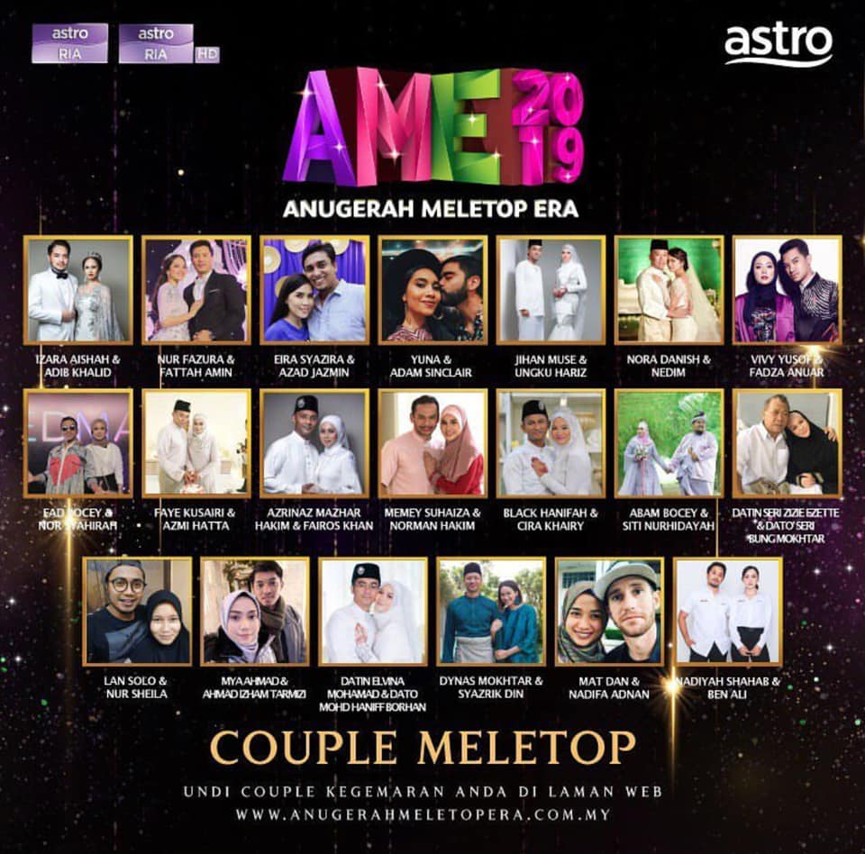 Couple Meletop.