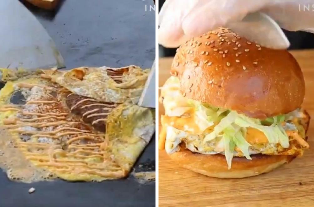 Burger Ramly 'Special' Berharga RM50 Tular Di Kota New York