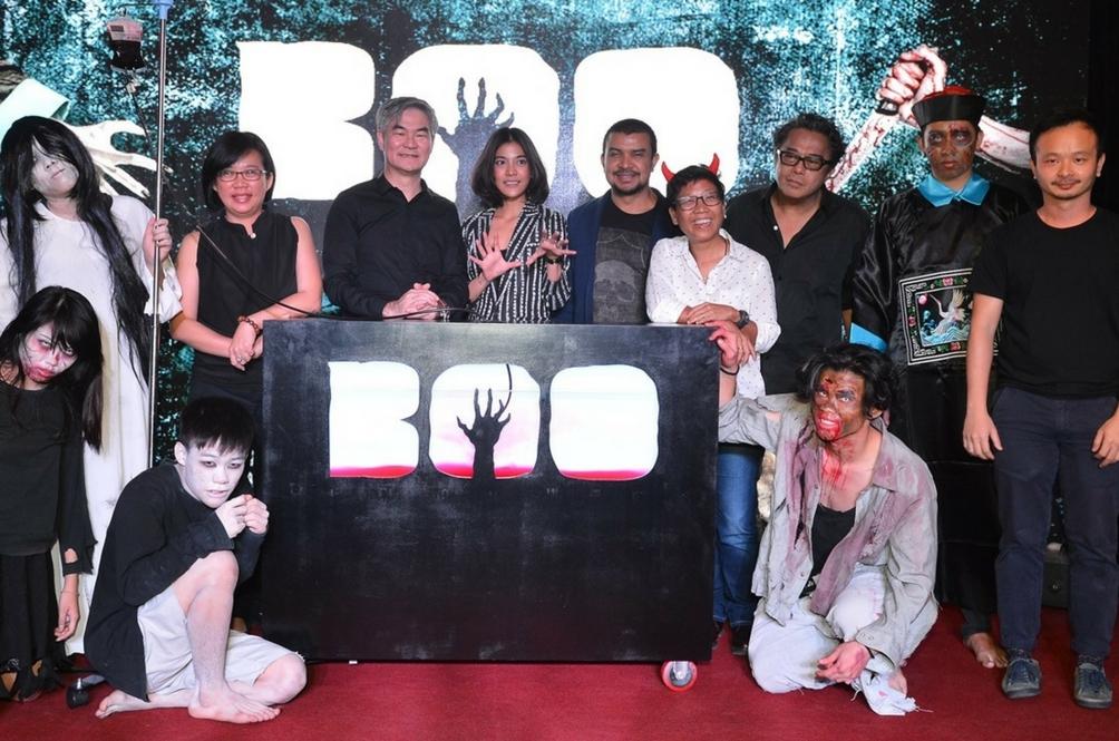 'Boo' Bakal Jadi Destinasi Seram Terhebat di Asia