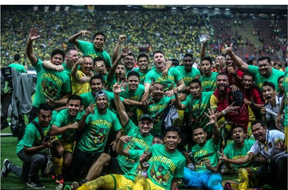 Selepas Lapan Tahun, Kedah Berjaya Mengakhiri Kemarau Panjang