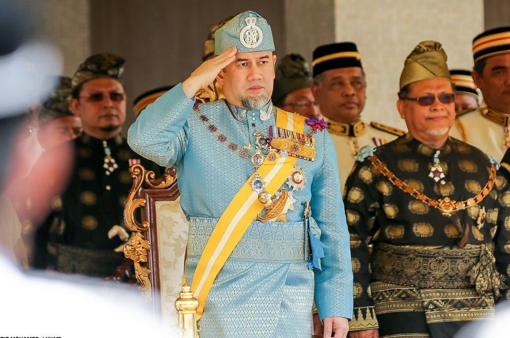 Duli Yang Maha Mulia Sultan Kelantan Bakal Ditabalkan Sebagai Seri Paduka Baginda Yang Di Pertuan Agong yang Kelima belas