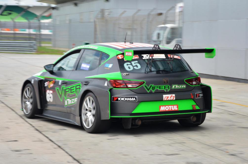 Viper Niza Leads The Malaysian Bite At WTCR This Weekend
