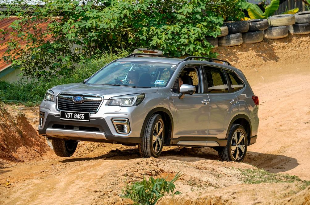 Subaru Forester 2.0i-S Eyesight – Best Of The Rest