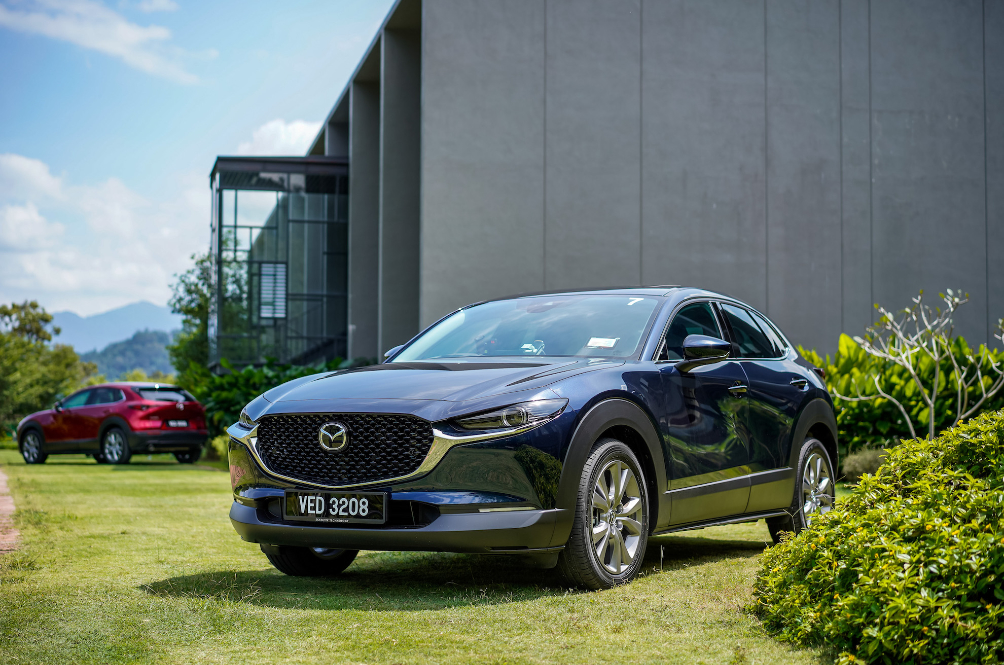 A Tale Of Two Mazda CX-30 SUVs— 1.8D Or 2.0G, Which Is Best?