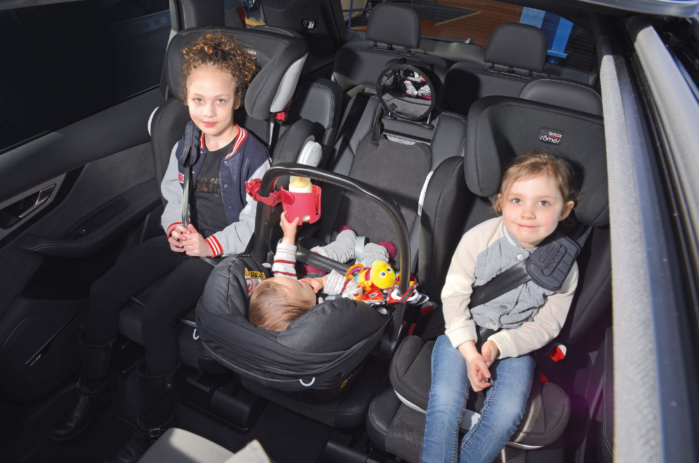 Here's How To Choose And Use A Child Seat Properly, And Be A Responsible Parent