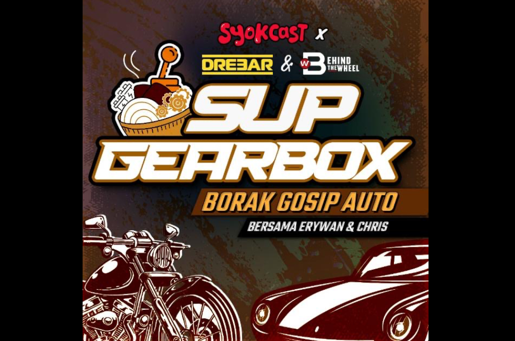 Listen To The Entire Sup Gearbox Season One Podcast Right Here
