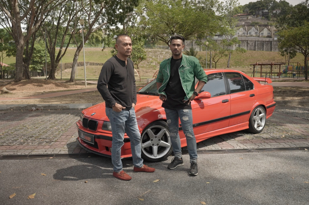 Roda Panas Signs Off With Dato' Rosyam Nor And His Two Cars