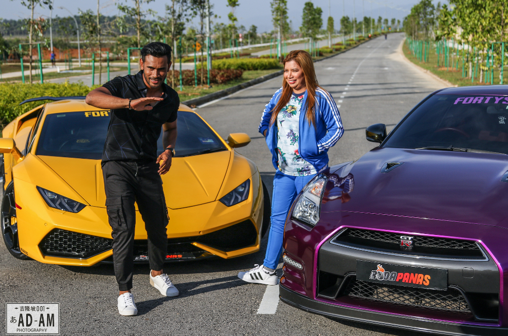 Cosmetic Entrepreneur Reveals Some Of Her Car Collection In The Next Roda Panas
