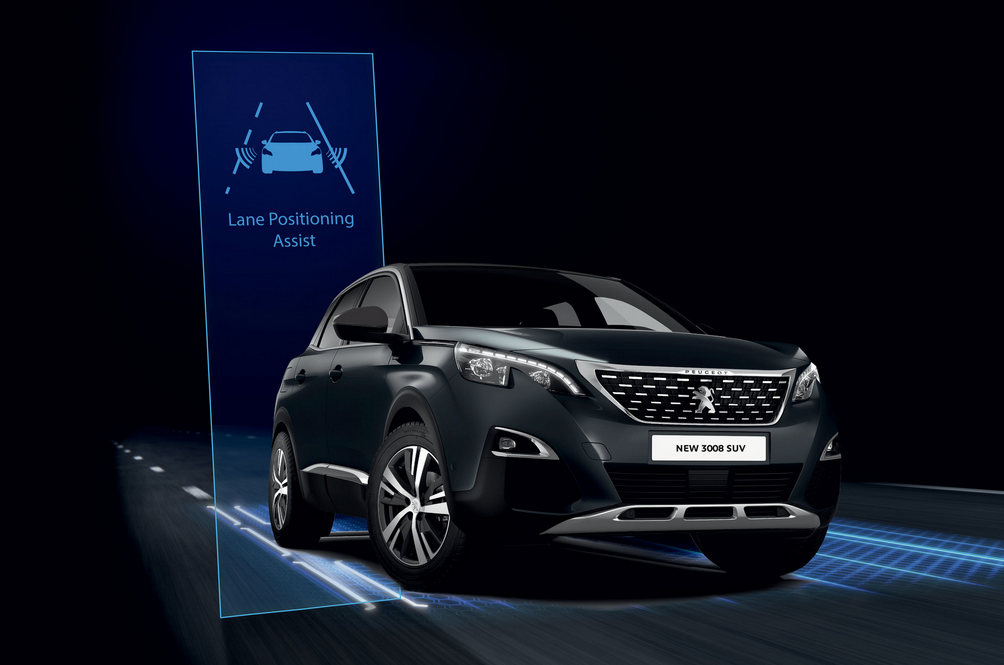 There's not much new with the Peugeot 3008 and 5008, they're just locally-assembled now