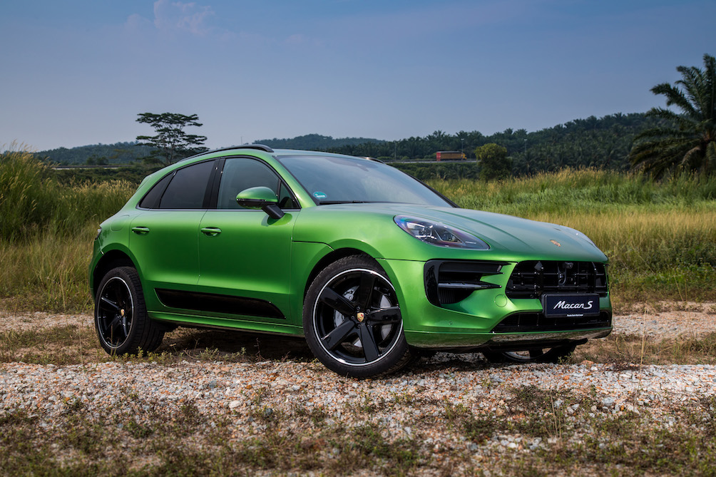 The Porsche Macan S isn't wallet-friendly, but it is oh so powerful