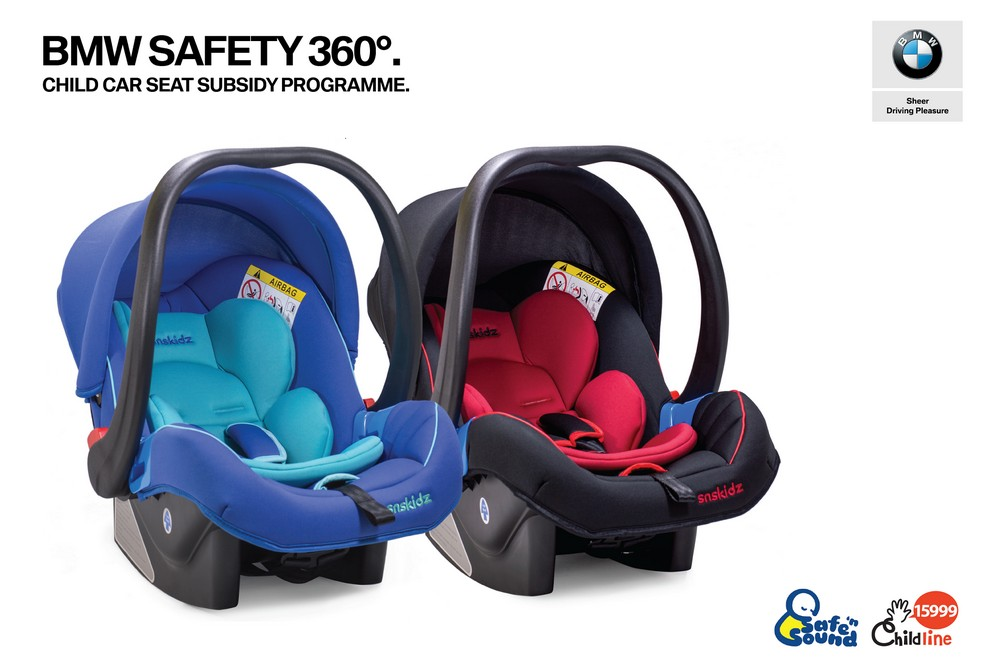 BMW Malaysia Subsidises Infant Car Seats To Just RM100 For 150 Units