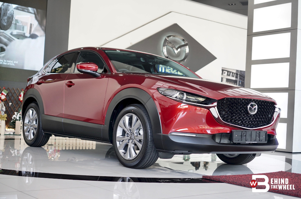 The Mazda CX-30 quietly rolls into selected showrooms