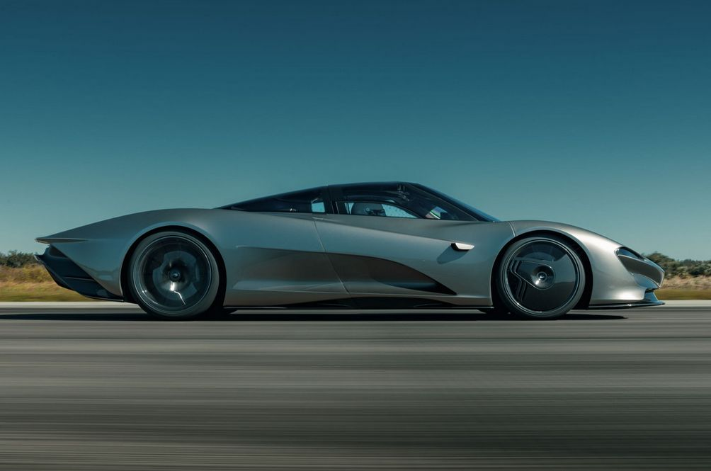 Prototype Mclaren Speedtail Shatters Top Speed Mark Over 30 Times For Definite Proof It'll Hit Over 400kph