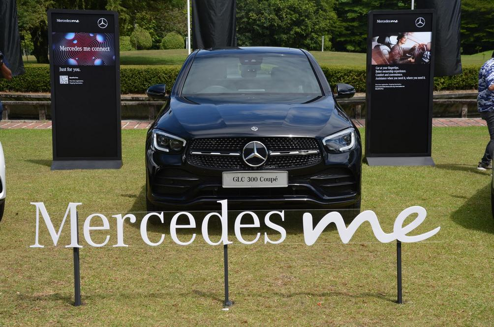The Refreshed GLC, Mercedes And Me