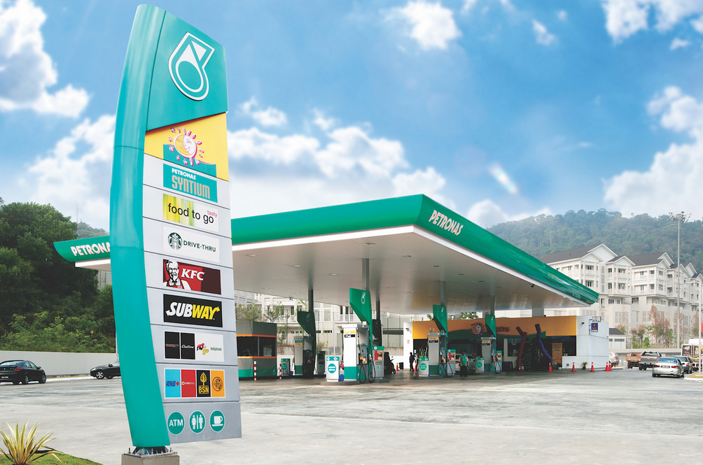 New Year, New Fuel. Petronas Fuels Up With Euro 4M RON95