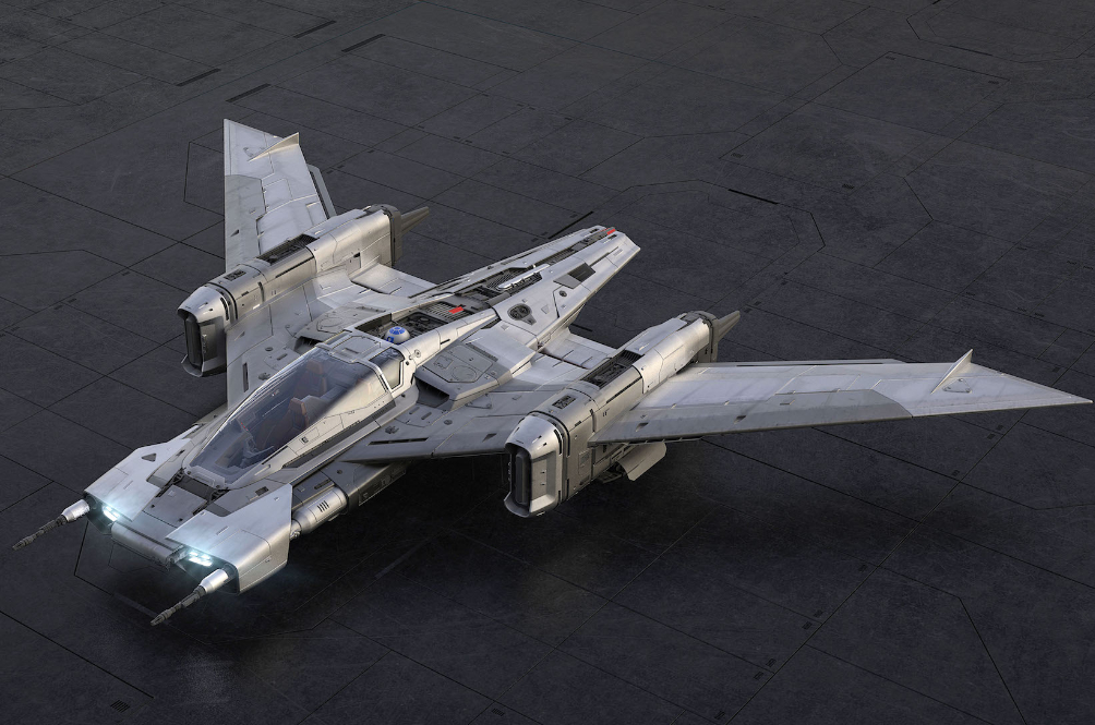 Star Wars adds the Tri-Wing S-91x Pegasus Starfighter to its galaxy far, far away