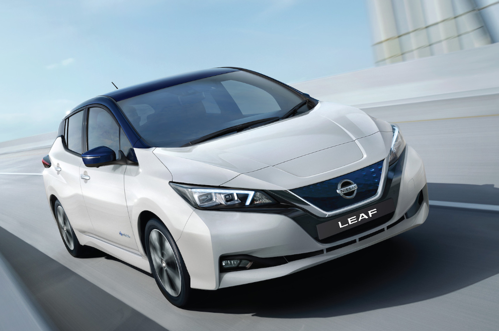 Next-generation Nissan Leaf is here to wean you off fossil fuels