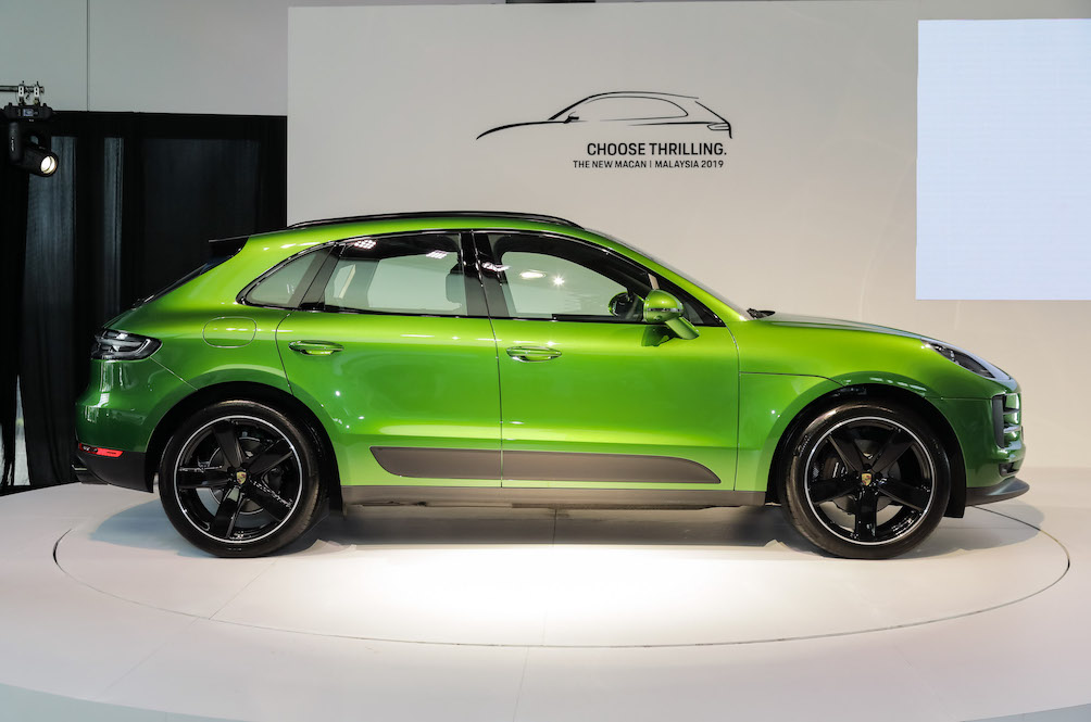 Wallet-friendly Porsche Gets A Facelift, This Is The New Macan