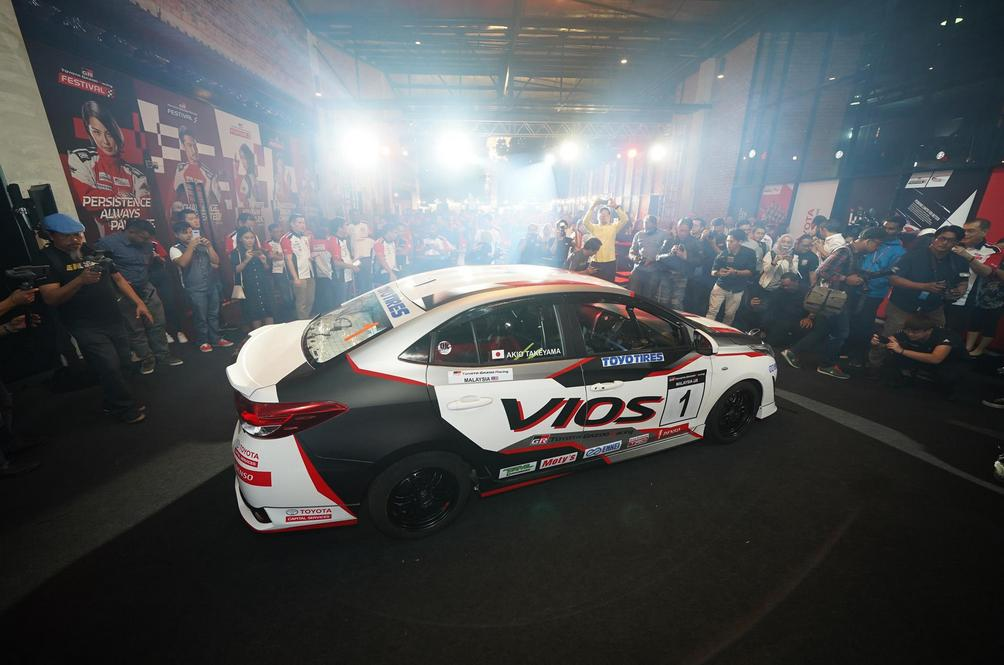 There's Going To Be Another Season Of The Vios Challenge With New Cars