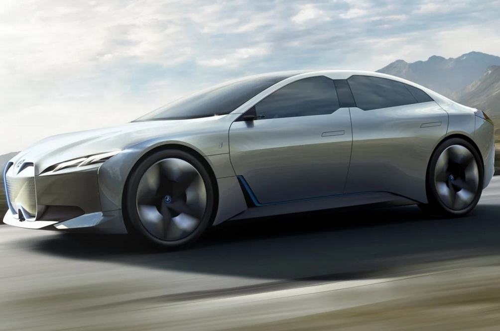 BMW's i4 Will Have More Power Than An M3 And Even More Hoffmeister Kinks