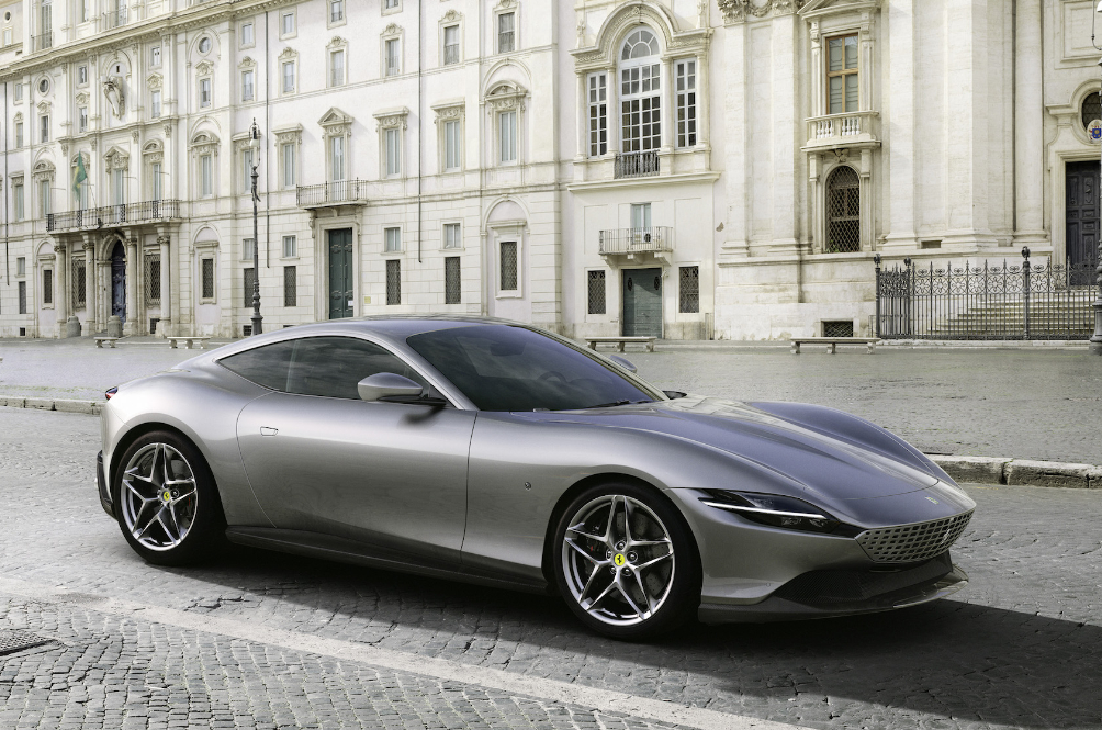 The Ferrari Roma Is What All Grand Tourers Aspire To Look Like
