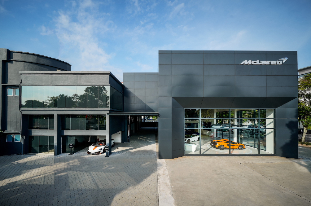McLaren Automotive Returns To The Klang Valley