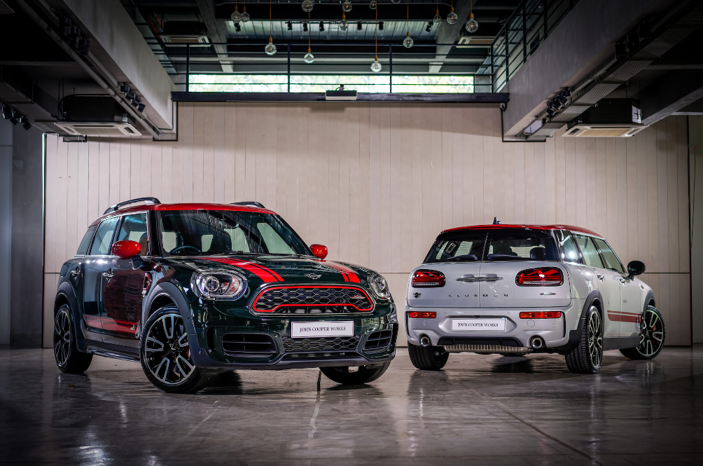 The JCW Clubman And Countryman Are The Hottest MINIs Available Now
