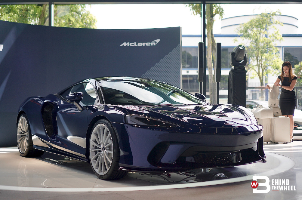 The New McLaren GT Is Yet Another Option To Spend Your Millions