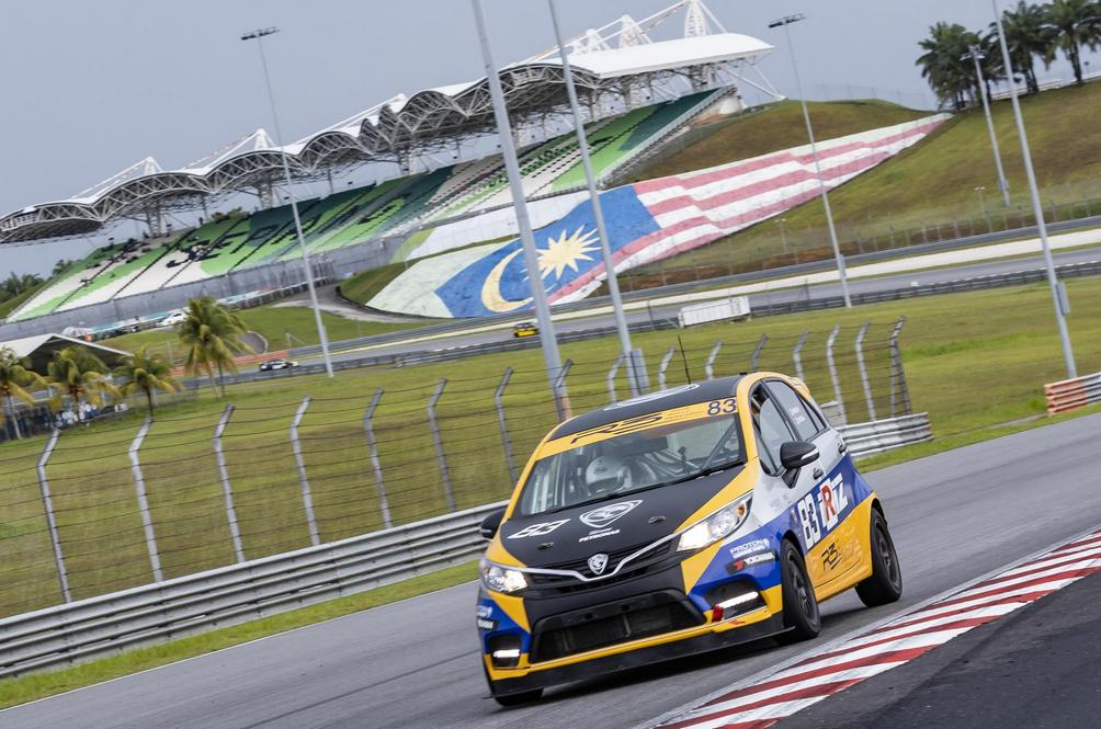 Proton R3 Cruises To A Hattrick Of Sepang 1,000km Wins
