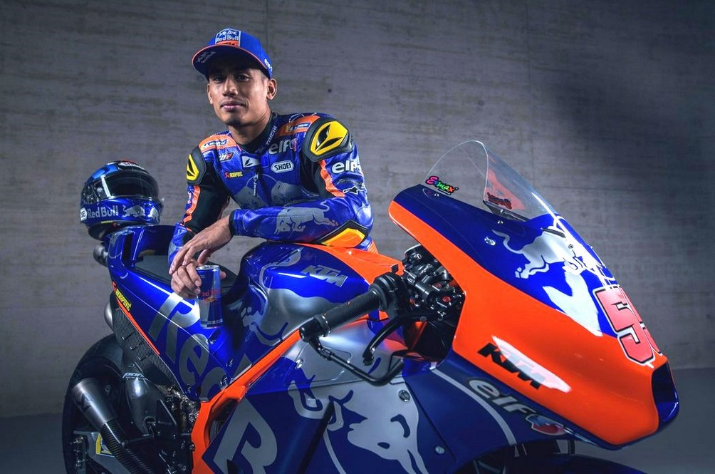 Taxpayers Money To Fund Hafizh Syahrin's 2020 Moto2 Campaign