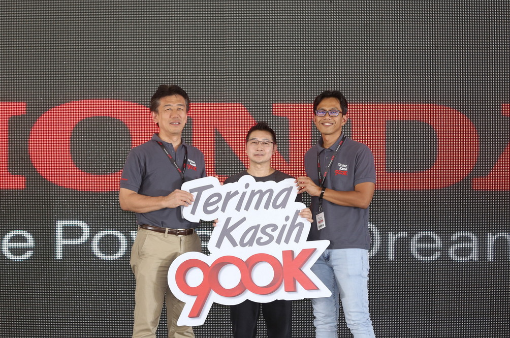 Honda Malaysia Gave Away Nine Cars To Celebrate Finding 900,000 Hondas New Homes Here