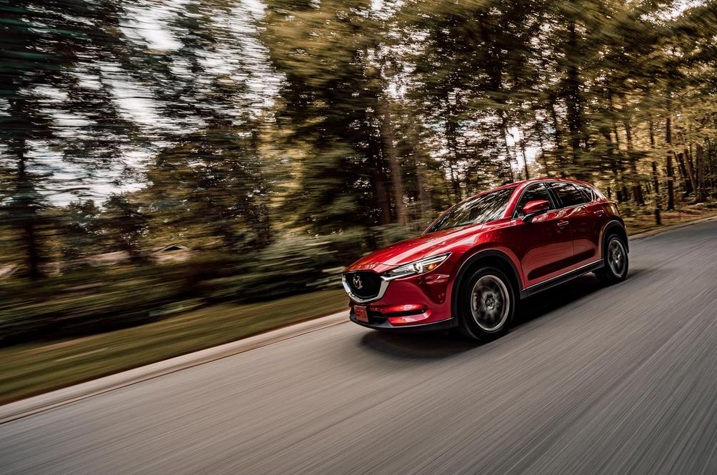 The refreshed Mazda CX-5's pricing isn't a surprise anymore
