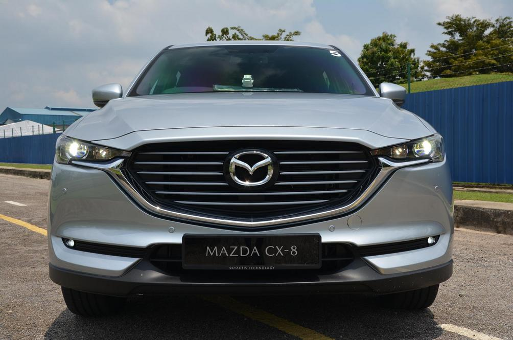 The Mazda CX-8 CKD Is Here But Is Curiously Missing The 2.5-Litre Turbo Engine