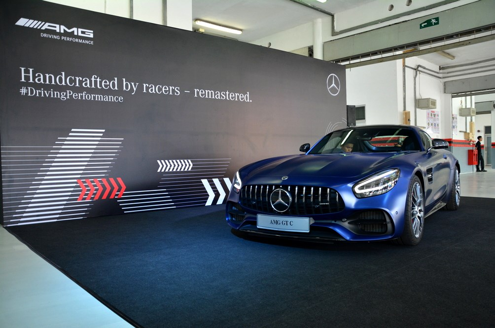 Want To Look Good And Go Fast? Mercedes-Benz Malaysia Has The New AMG GT R And GT C