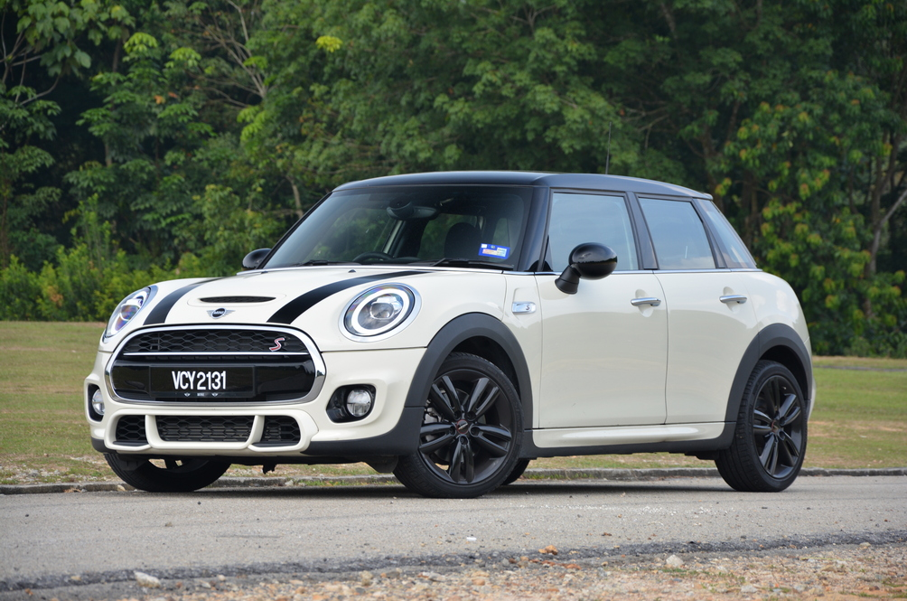 Own A Mini With A Not-So-Mini Deal
