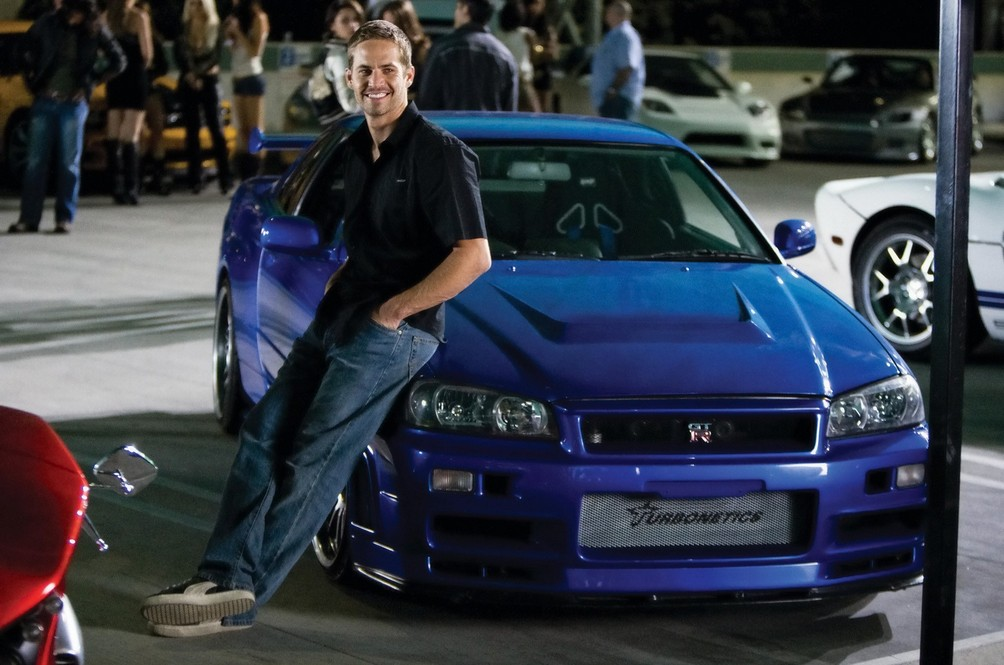 You Can Now Own A Part Of The Late Paul Walker's Staggering Car Collection