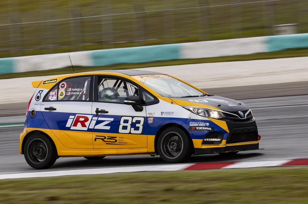 Team Proton R3 Takes The Malaysian Championship Series Crown