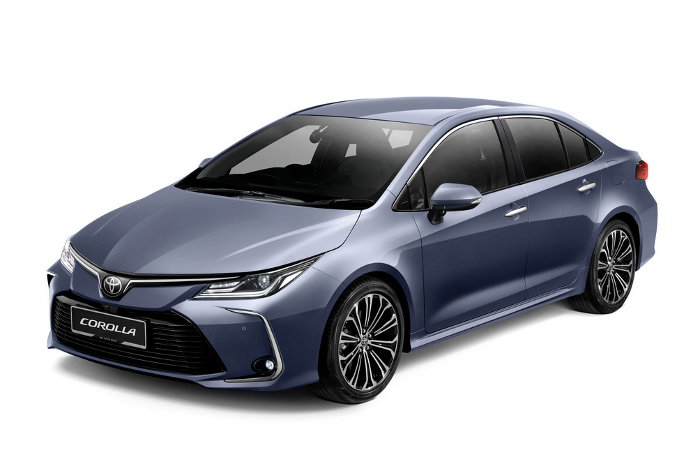 Be Spoilt For Choice In The C-Segment As Toyota Opens Orders For The New Corolla Altis