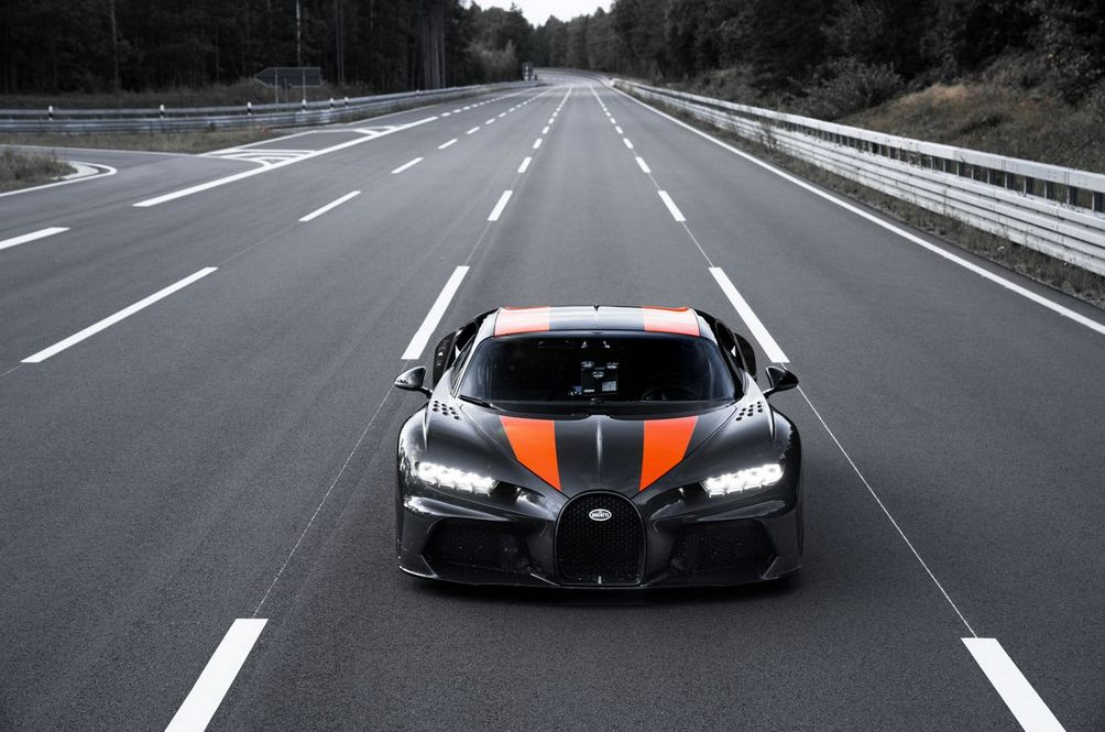 Bugatti Cracks The 300mph Barrier But Isn't Winning Any Bragging Rights