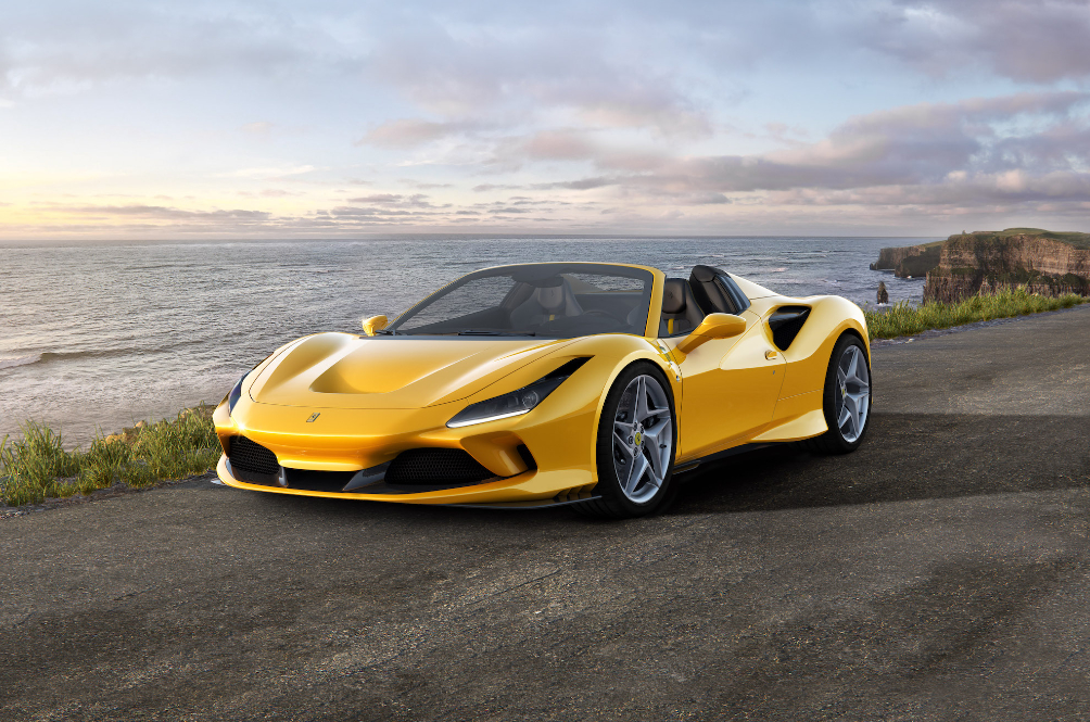 This 710hp Ferrari F8 Spider is your new dream car