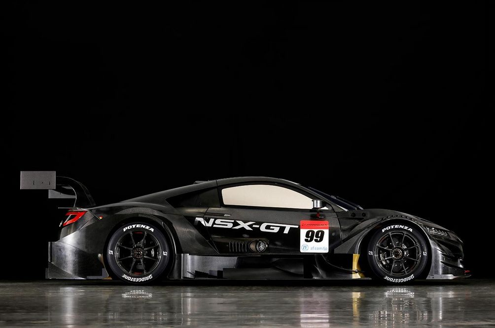 Honda Is Moving The NSX Engine To The Front For Racing