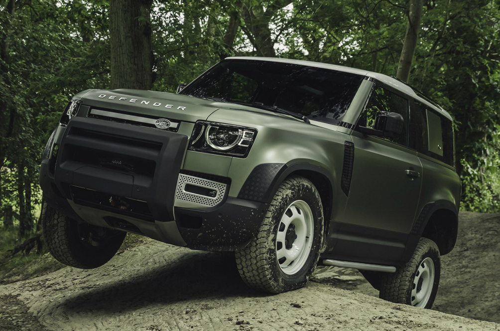 Survive The Zombie Apocalypse In Style With The All-New Defender