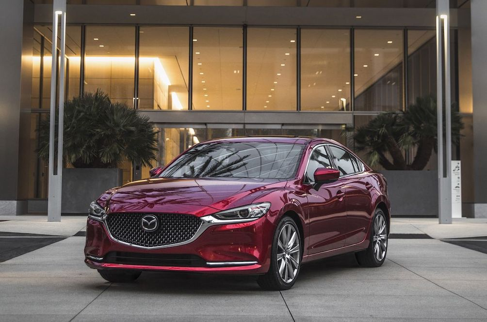 The Mazda6 Now Comes With Better Handling… If That Is Even Possible