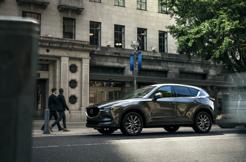 Mazda CX-5 Turbo Isn't The Only One Having All The Fun