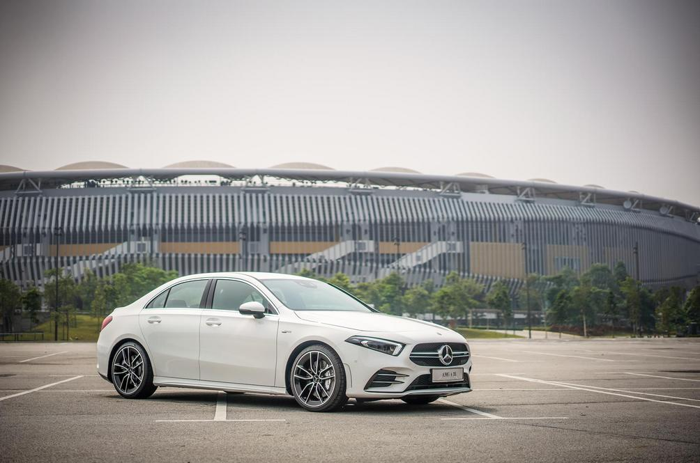 The Mercedes-AMG A35 Is The Most Affordable Entry Into AMG Ownership