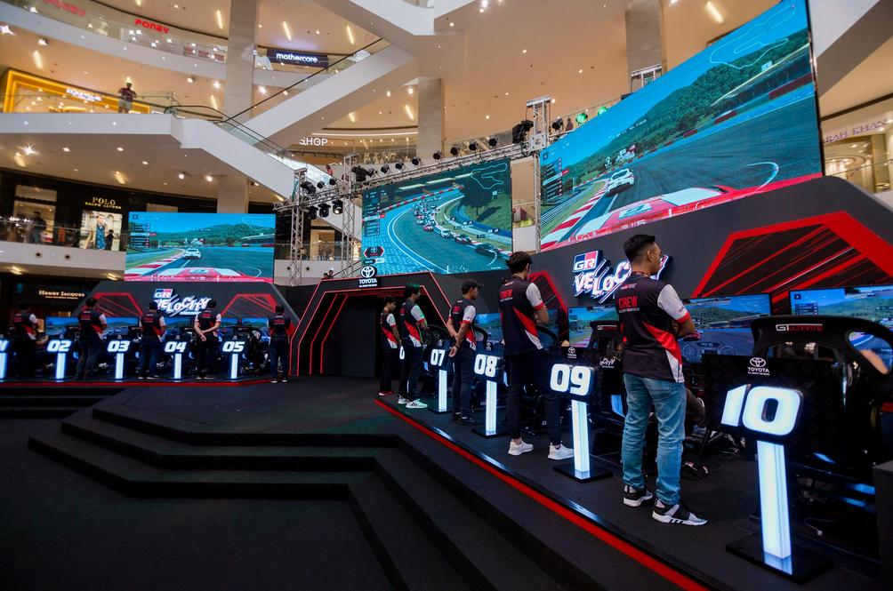 Toyota Velocity Demonstrates Why Playing Video Games Could Point To A Bright Future