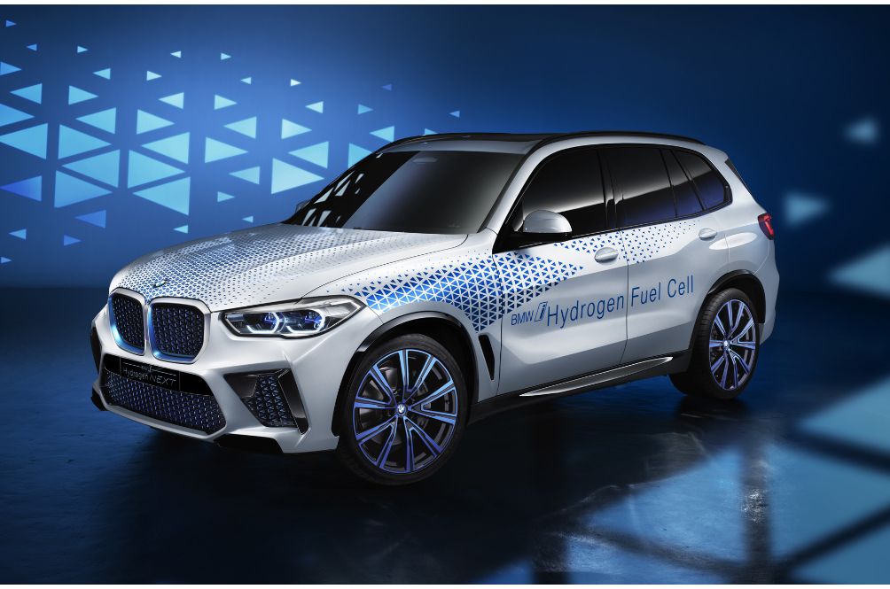 Is BMW's 370hp Hydrogen-Electric Powertrain A Solution For Future Mobility?