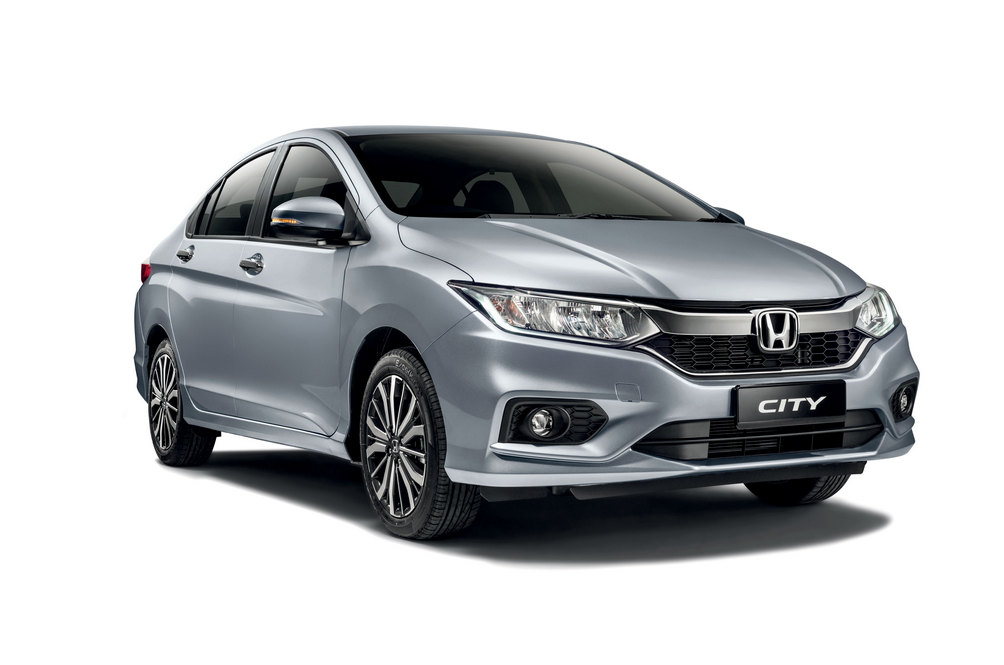 Honda's Lending Malaysian Frontliners A Replacement City… If Their Own Honda Is Down