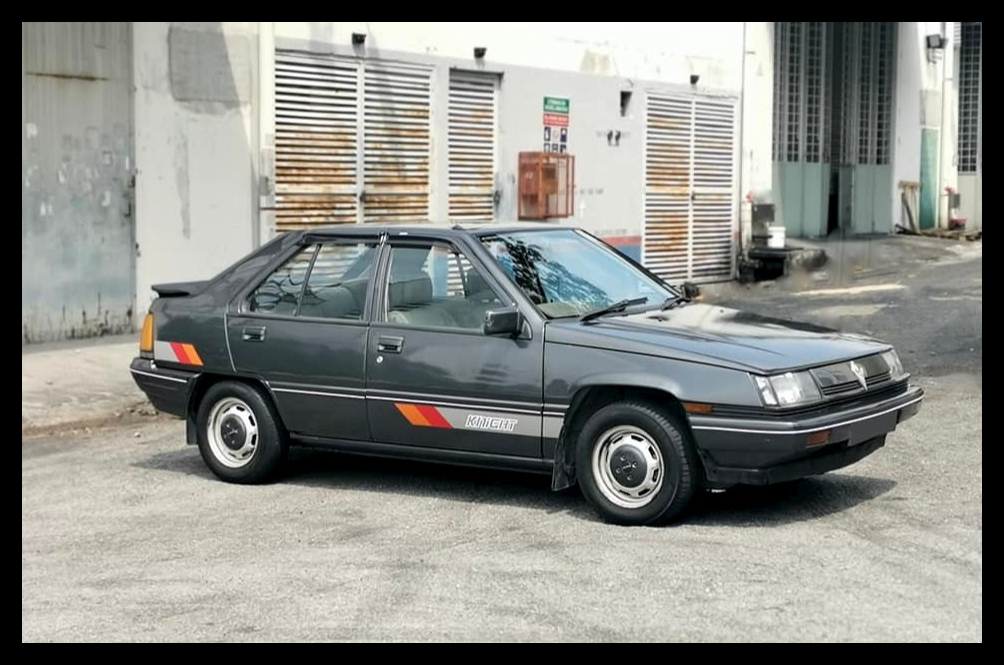 Unleash Your Budget Knight Rider With This Mint Proton Knight For Sale